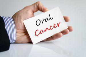 oral cancer card